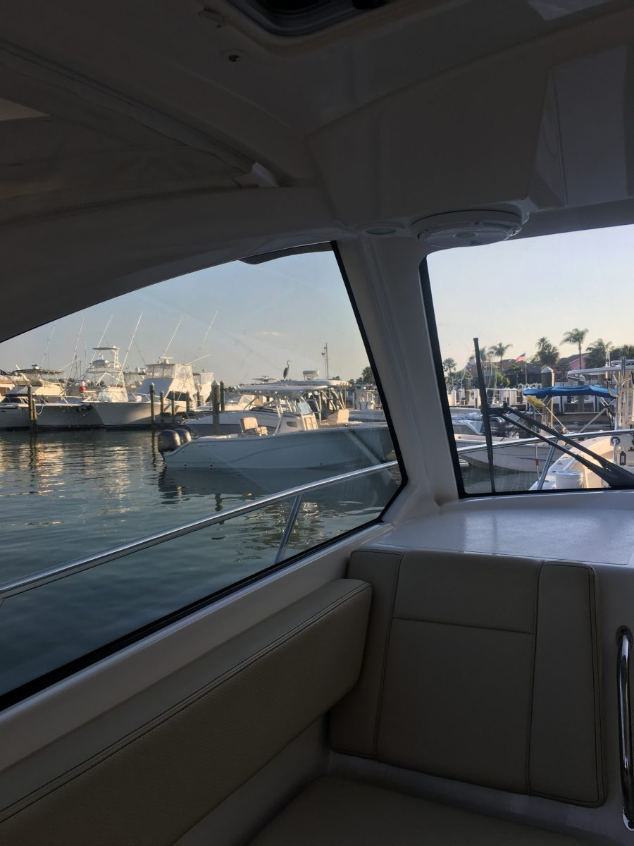 Marine Window Tint