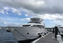 Marine Window Tinting in North Palm Beach Heat Stopping Window Film for Yachts