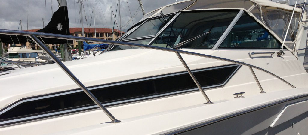 Understanding State Laws before Installing a Yacht Window Tint