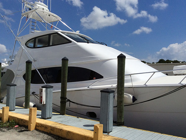 Why Consulting With a Yacht Window Tint Professional Is Important
