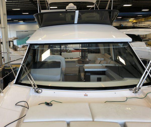 Tint Boat Windshield