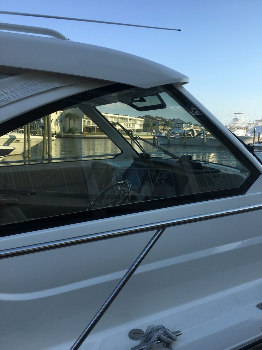 Boat Window Film